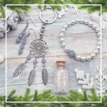 ANGYALI KOMMUNIKÁCIÓ karácsonyi ajándékcsomag (4 részes)