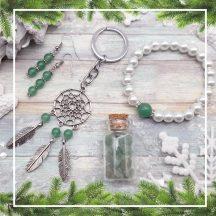 BŐSÉG jáde karácsonyi ajándékcsomag (4 részes)