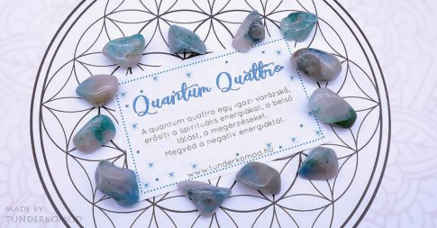 Quantum quattro marokkő S-méret (1 db)